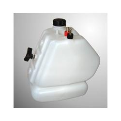 Benzine tank 9.0 Liter