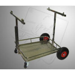 KART TROLLEY CHROOM