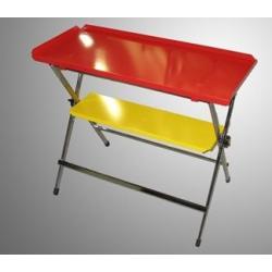 WORK TABLE FOLDING 95 x 40CM ,78 HIGH