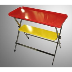 WORK TABLE FOLDING 95 x 40CM ,78 HIGH