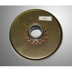 CLUTCH DRUM BE 219 16T NORAM