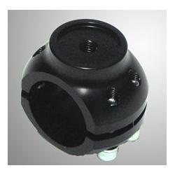 CLAMP CHASSIS BLACK (Ø30-Ø32)