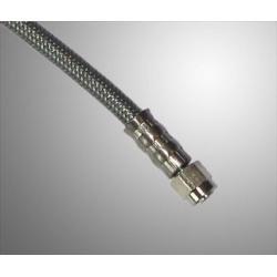 BRAKEPIPE INOX PVC  24CM  TRANSPARENT