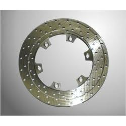 BRAKE DISC  Ø210X12MM HOLES