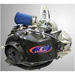 RK1 motor compleet