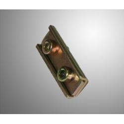 CABLE CLAMP FLAT 2 BOLTS