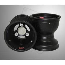 WHEEL SET 140MM  MAGNESIUM DOUGLAS