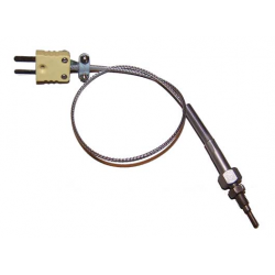 Uitlaat temperatuur sensor M5 Pro 2-pin connector