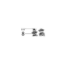 Klepveerhouder SET (4)