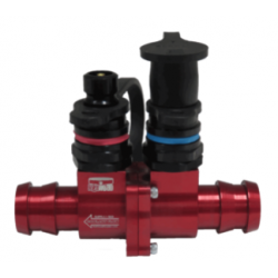 Hot Head Integrating Check Valves