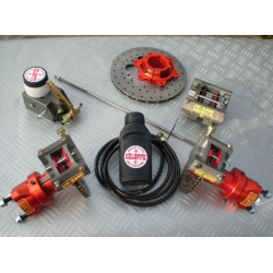 GT4 Remsysteem (17mm fusee)