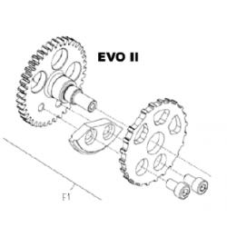 Balansas COMPLETE ( zonder lagers ) - EVO II