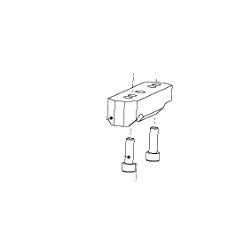 ENGINE MOUNT SET (3)