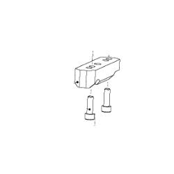 Motor steun SET (3)