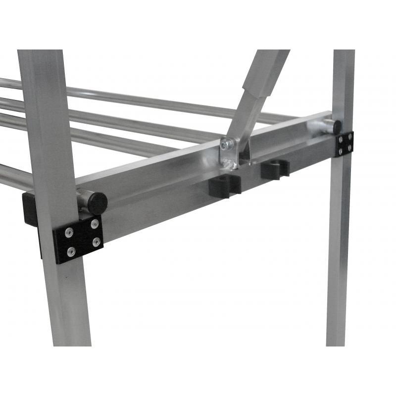 Terrific Aluminium Workbench With Wheel Holder Karting Benedu Racing Ncnpc Chair Design For Home Ncnpcorg