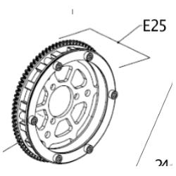CLUTCH GUARD - EVO II