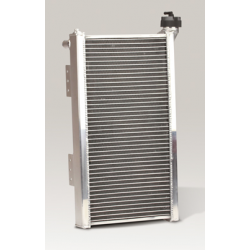 Radiator 450x250mm