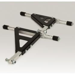 Radiator bracket for 250 and 300mm