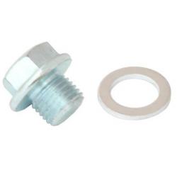 Honda GX340 GX390 seal ring drain plug