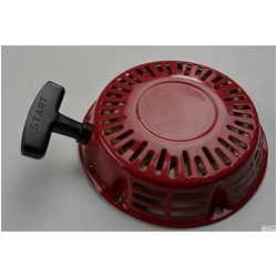 Honda GX340 - GX390 red metal housing starter