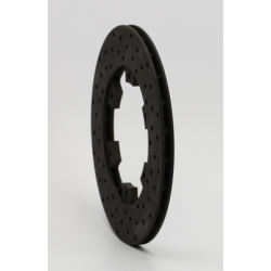 Brake disc 210 x12mm ventilated / perforated