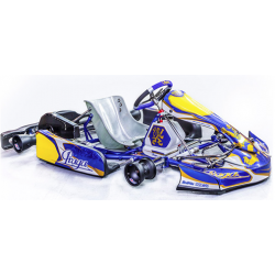 Praga Kart Dragon EVO XS3 2017 | Junior-Senior RBS