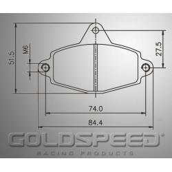 remblok GOLDSPEED 401