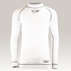 Speed T-Shirt Onderkleding Cardiff TSS-1 wit