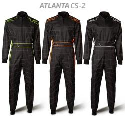 Speed Overall Cordura Atlanta Cs-2