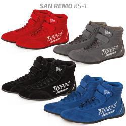 Speed Kartschoenen San Remo KS-1