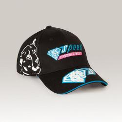 Speed cap black
