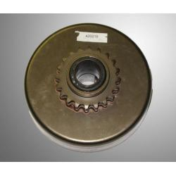 CLUTCH DRUM 4000 219 20T NORAM