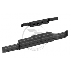 Side Protection for two-seater Rental kart