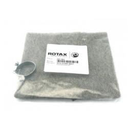 Uitlaat Mat Staal  -  Rotax Max