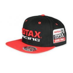 Racing Flat-Snapback Cap  -  Rotax Max