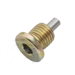 Aftap plug Magneet M12 x 1,5 -  DD2 -  Rotax Max