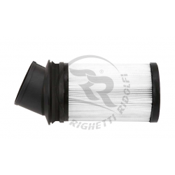 Intake filter for ASR/EVO