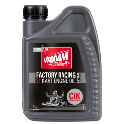 VROOAM FACTORY RACING OIL KART 1 LITER CIK