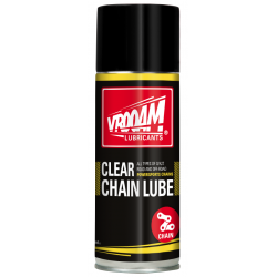 VROOAM chain spray white