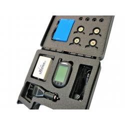 Bandenspanningsmeetsysteem Race - Basic + Booster + 12V Batterij Set (stone)