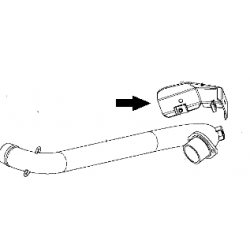 HEAT SHIELD ASSEMBLY (5), EXHAUST MANIFOLD