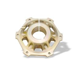 Brake support 40 mm - magnesium Disc 206 x 13 OTK