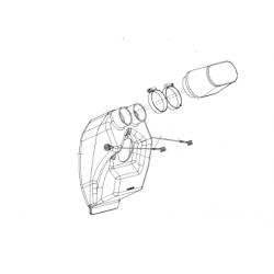 AIRBOX Set EFI compleet (incl. Houder en Luchtfilter)