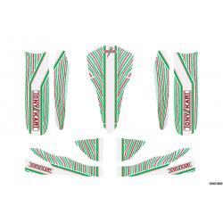 Tonykart Stickerset M5 (Rookie-Neos) - OTK