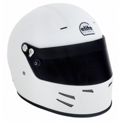ELITE HELMET DARK TINTED VISOR S19