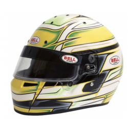 BELL Helm KC7 CMR Yellow/Green