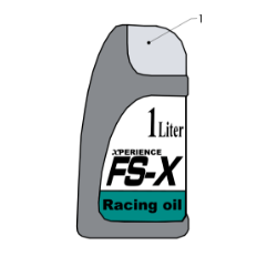 1 LITER RACING OIL, RACE TESTED & SWISSAUTO APPROVED