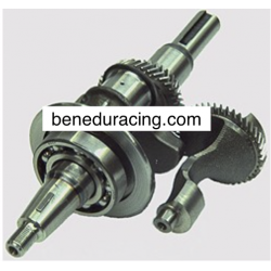 Conversion crankshaft to centrifugal