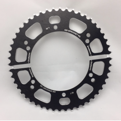 Sprocket Split to Fit 40-54T Ø116 BLACKLINE