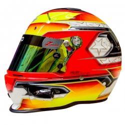 Zamp Helmet FS-8 Solid Black matt